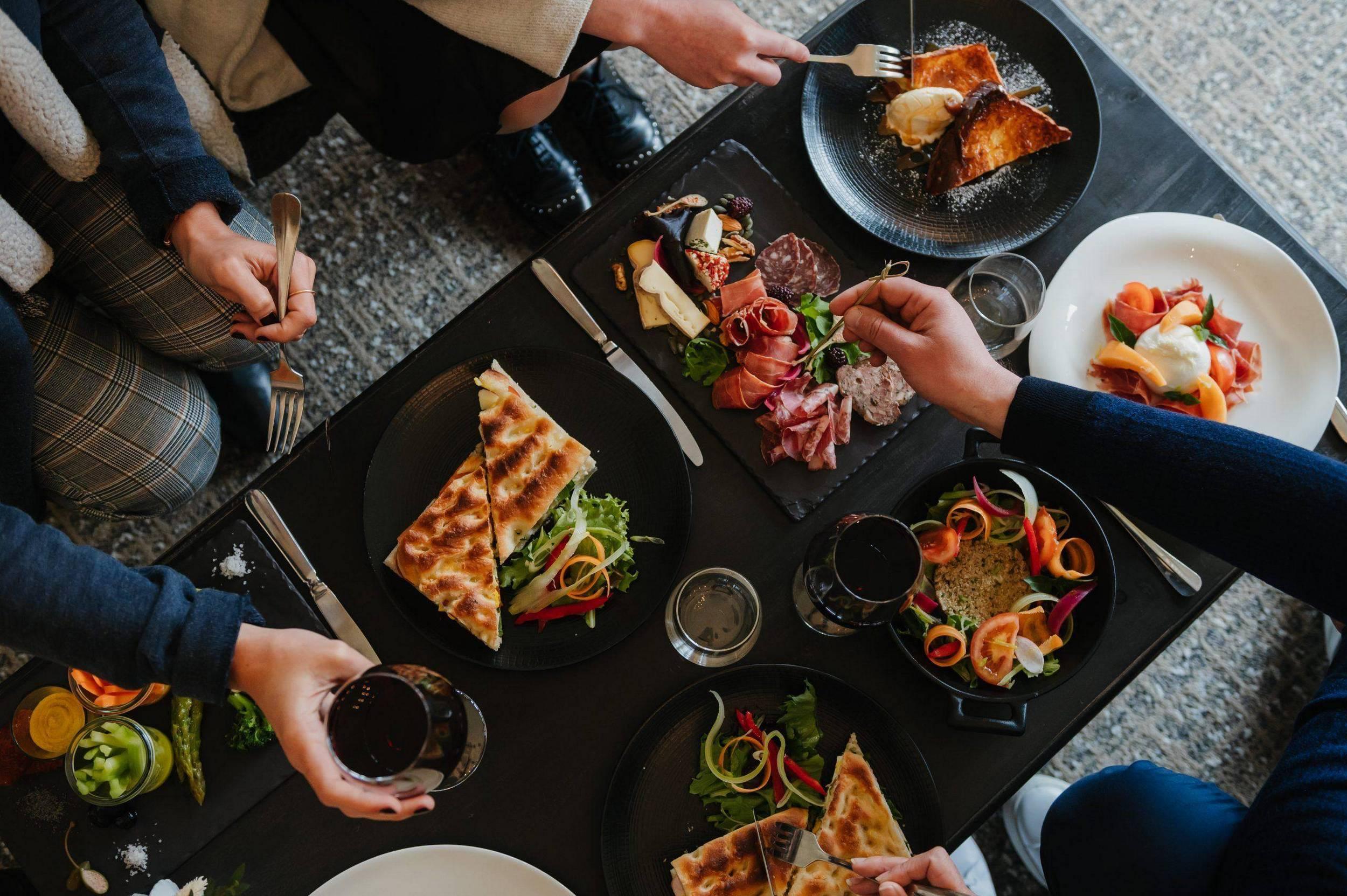 Restaurant la Robeyere - Embrun - Hautes Alpes