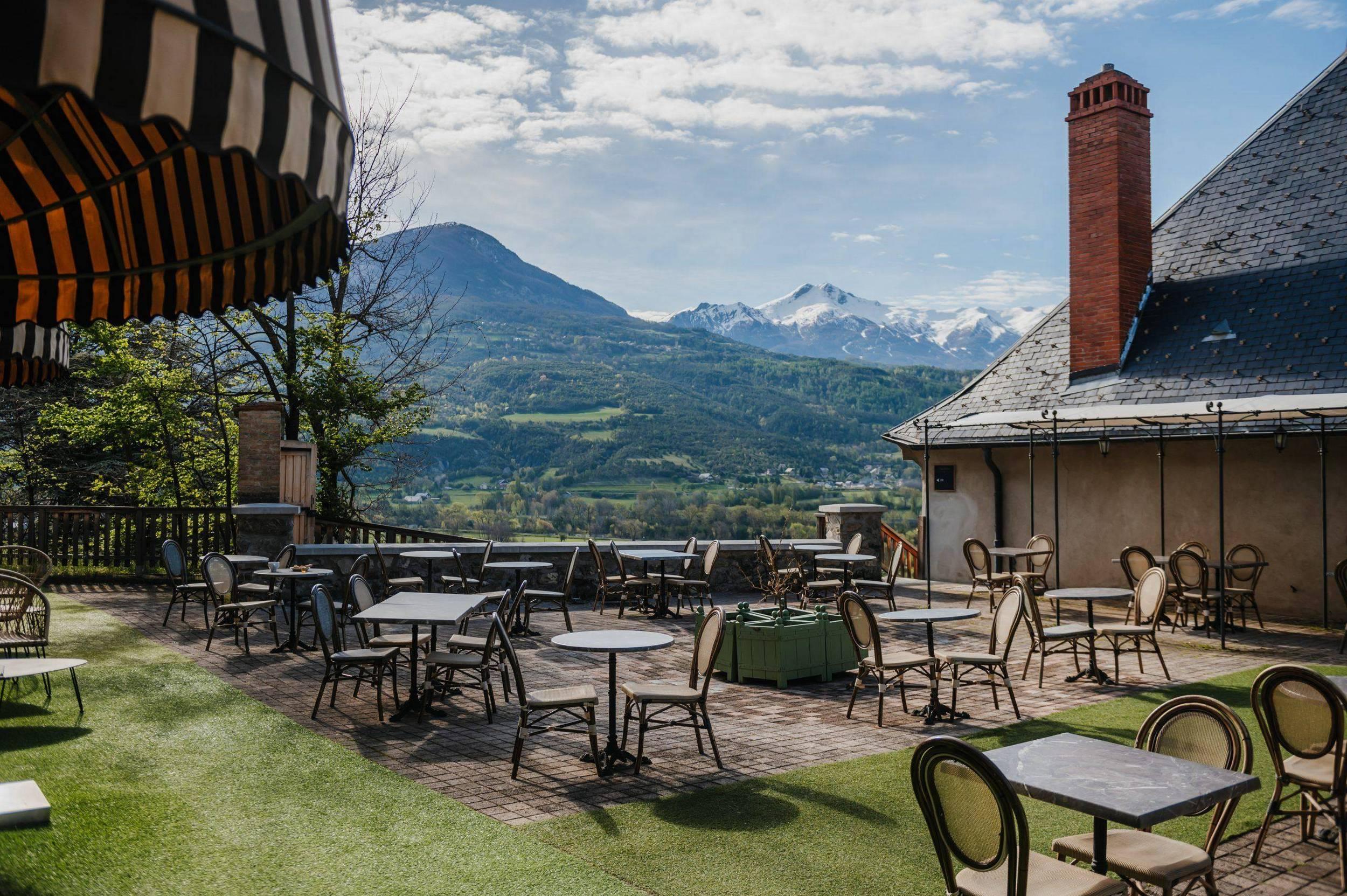 La Terrasse de La Robéyère - Hôtel / Restaurant / SPA