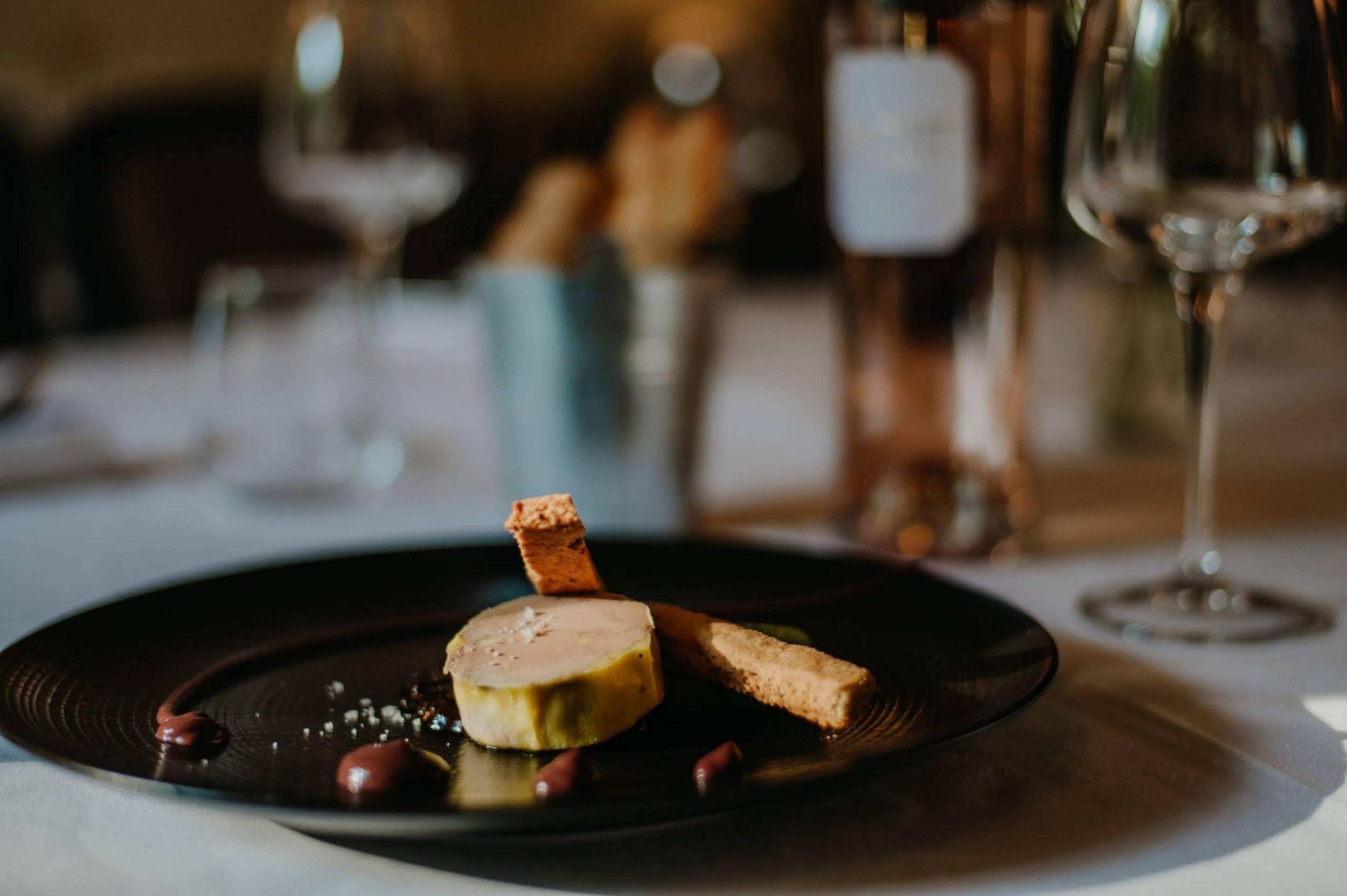 Entrée > Foie Gras > Restaurant la Robeyere Embrun